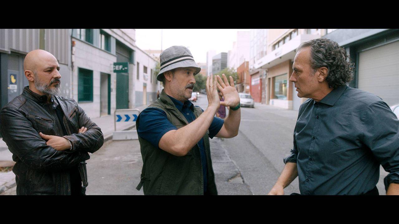 Foto Javier Cámara, José Coronado, Roberto Álamo