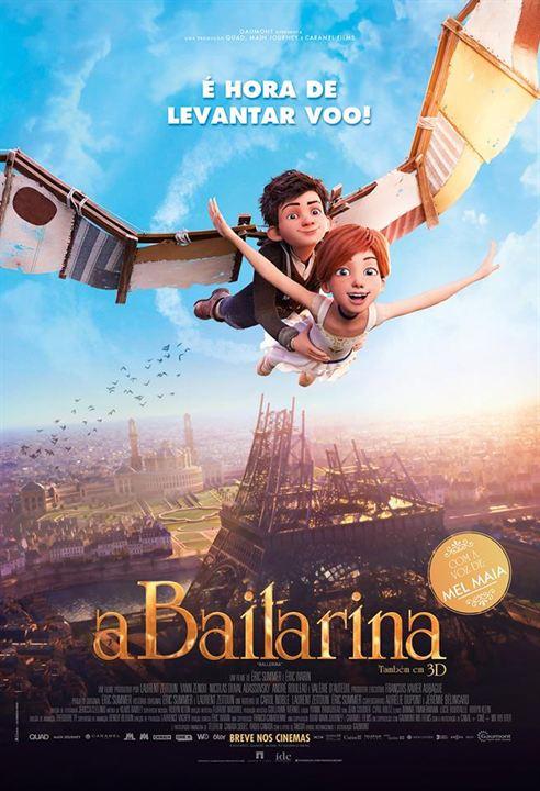 A Bailarina : Poster
