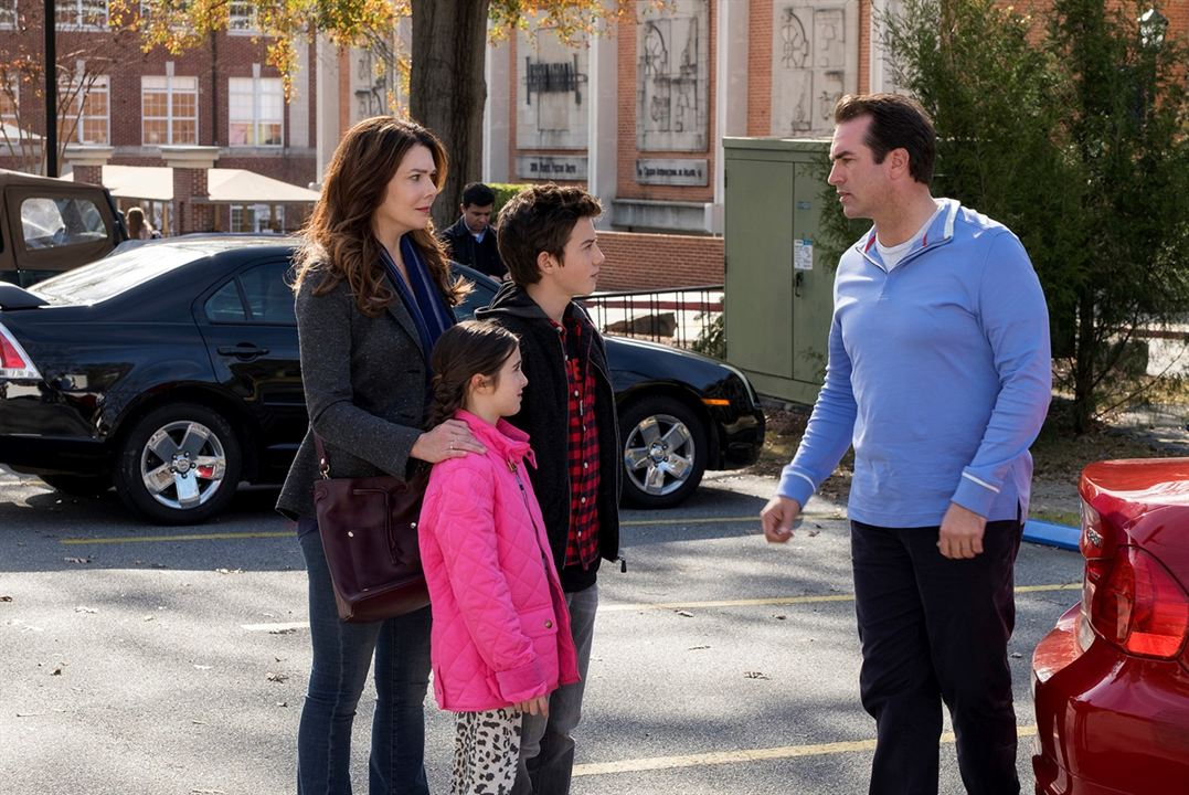 Middle School: The Worst Years of My Life : Foto Griffin Gluck, Lauren Graham, Rob Riggle