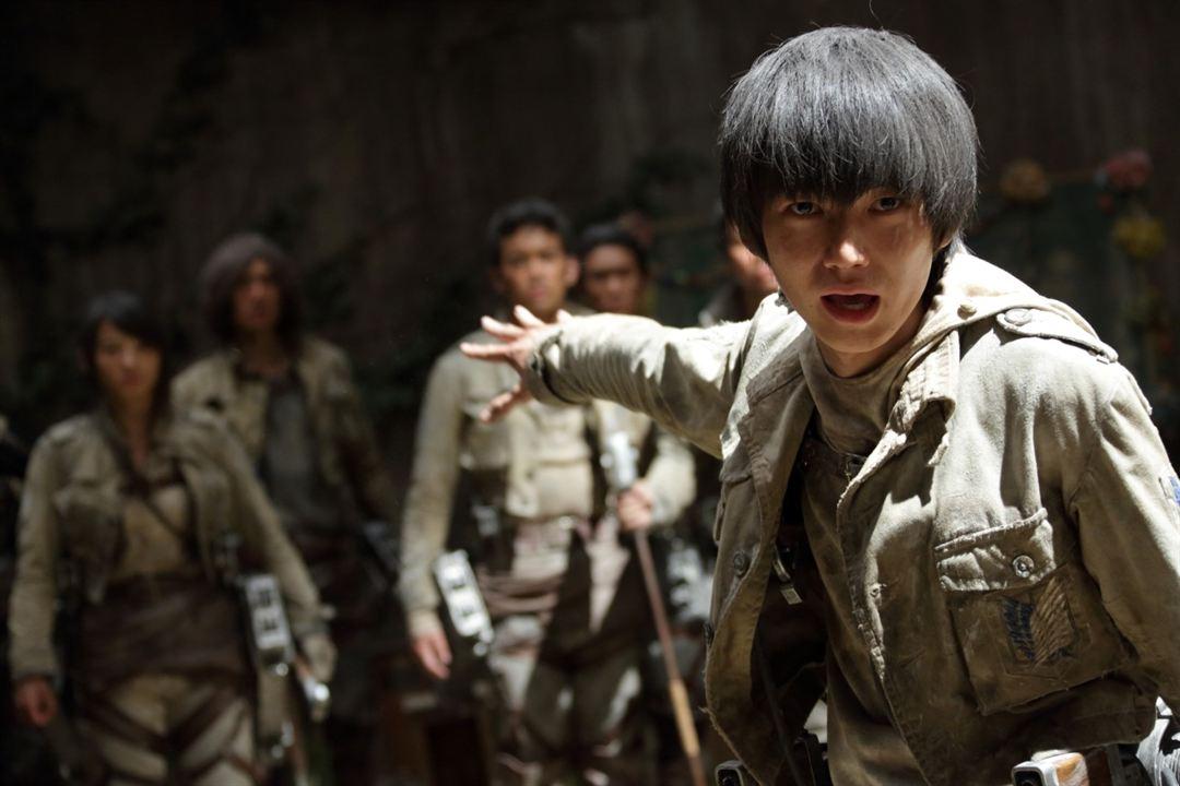Attack on Titan : Foto Kanata Hongo