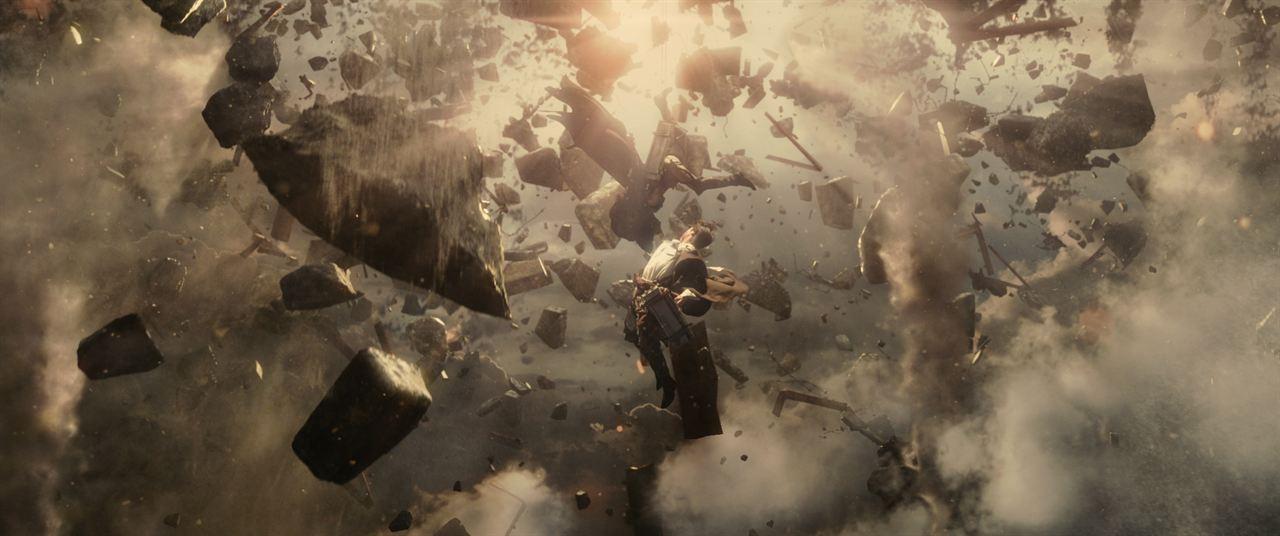 Attack on Titan : Foto