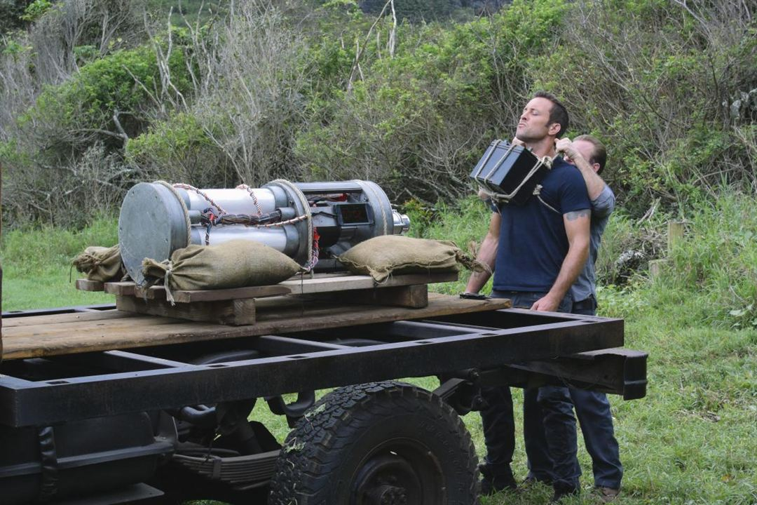 Foto Alex O'Loughlin, Scott Caan