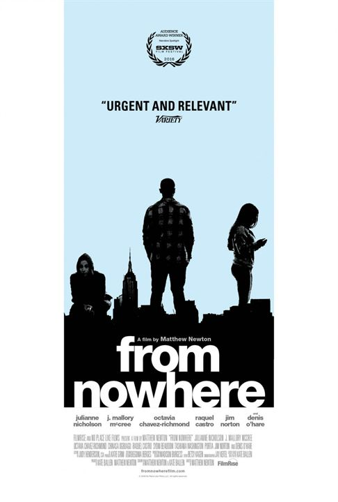 From Nowhere : Poster