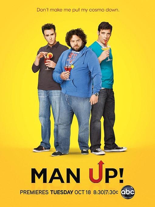 Man Up! : Poster