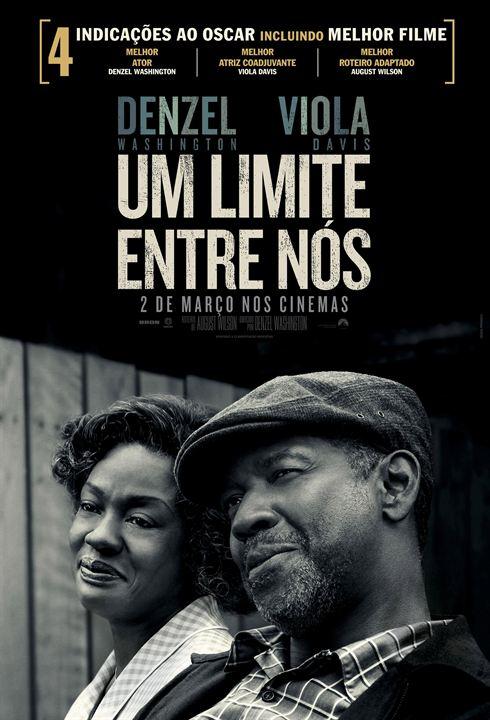 Um Limite Entre Nós : Poster