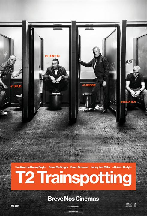 T2 Trainspotting : Poster