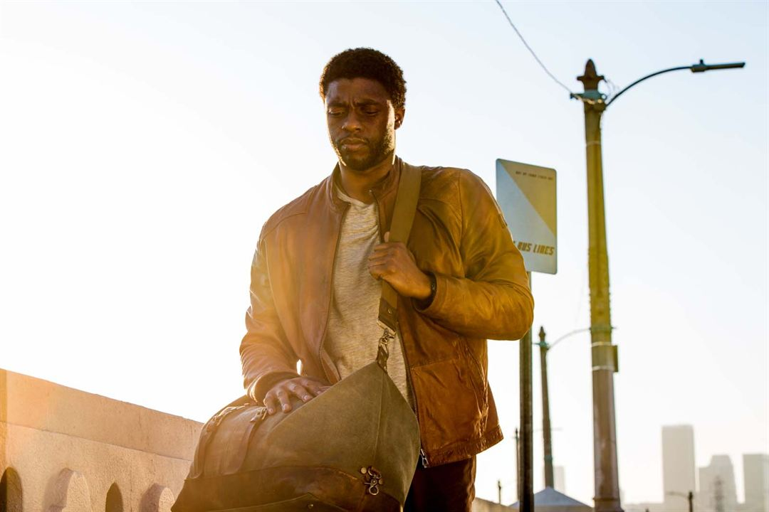 Message from the King : Foto Chadwick Boseman