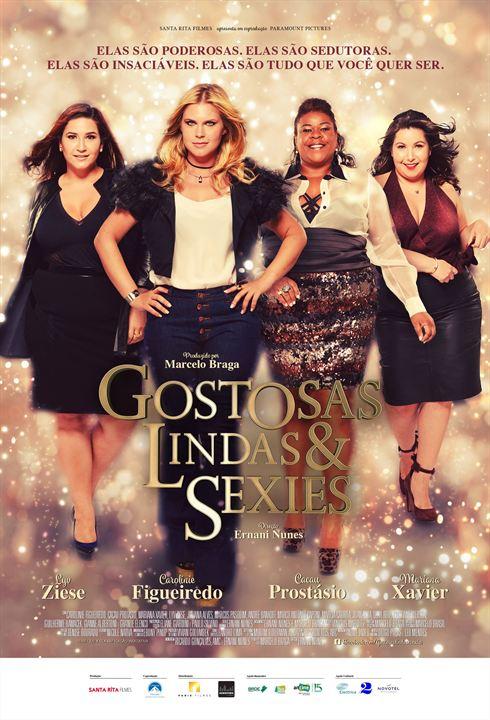 Gostosas, Lindas & Sexies : Poster