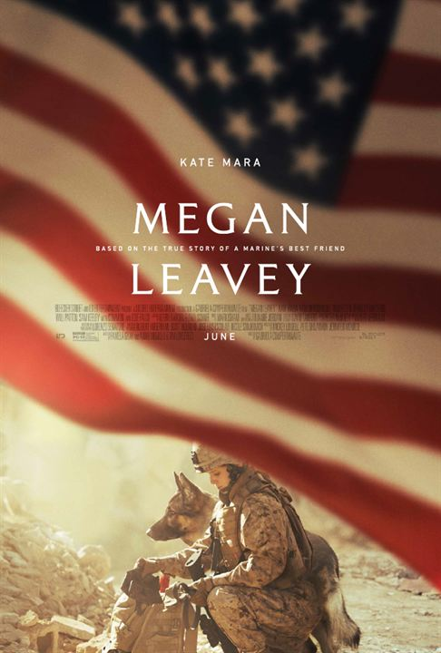 Megan Leavey : Poster