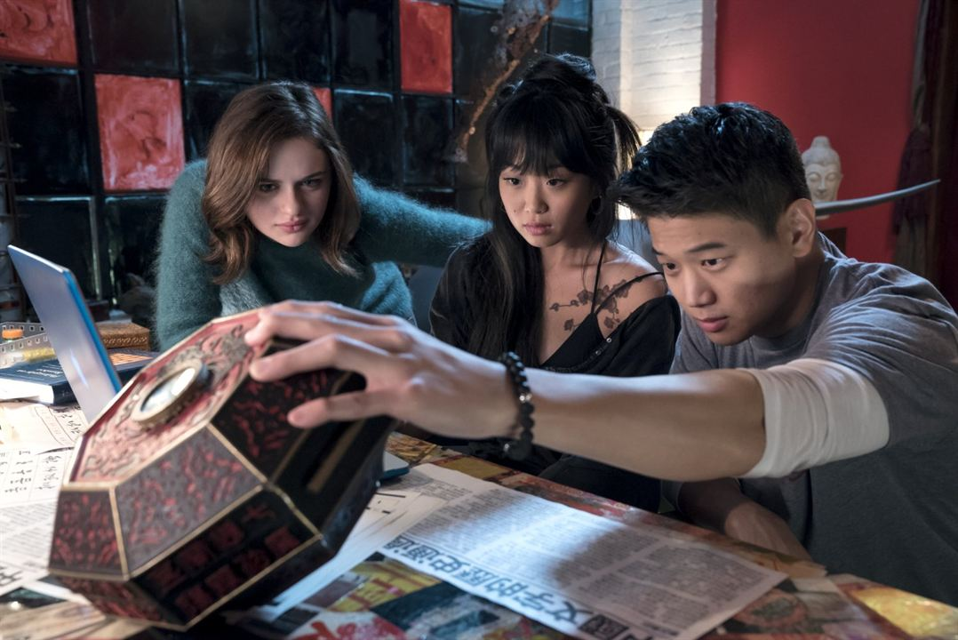 7 Desejos : Foto Alice Lee, Joey King, Ki Hong Lee