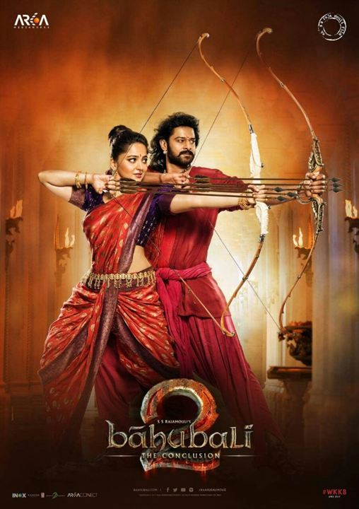 Baahubali 2: The Conclusion : Poster