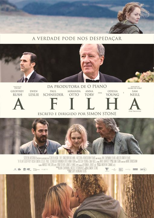 A Filha : Poster