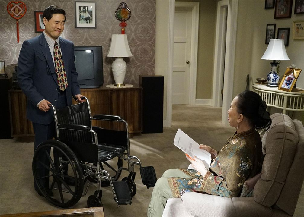 Foto Lucille Soong, Randall Park