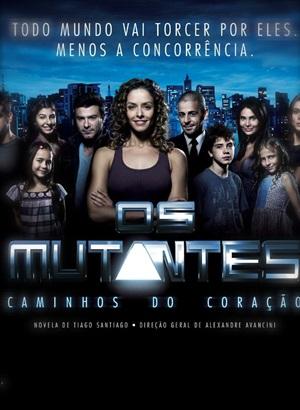 Os Mutantes: Caminhos do Coração : Poster