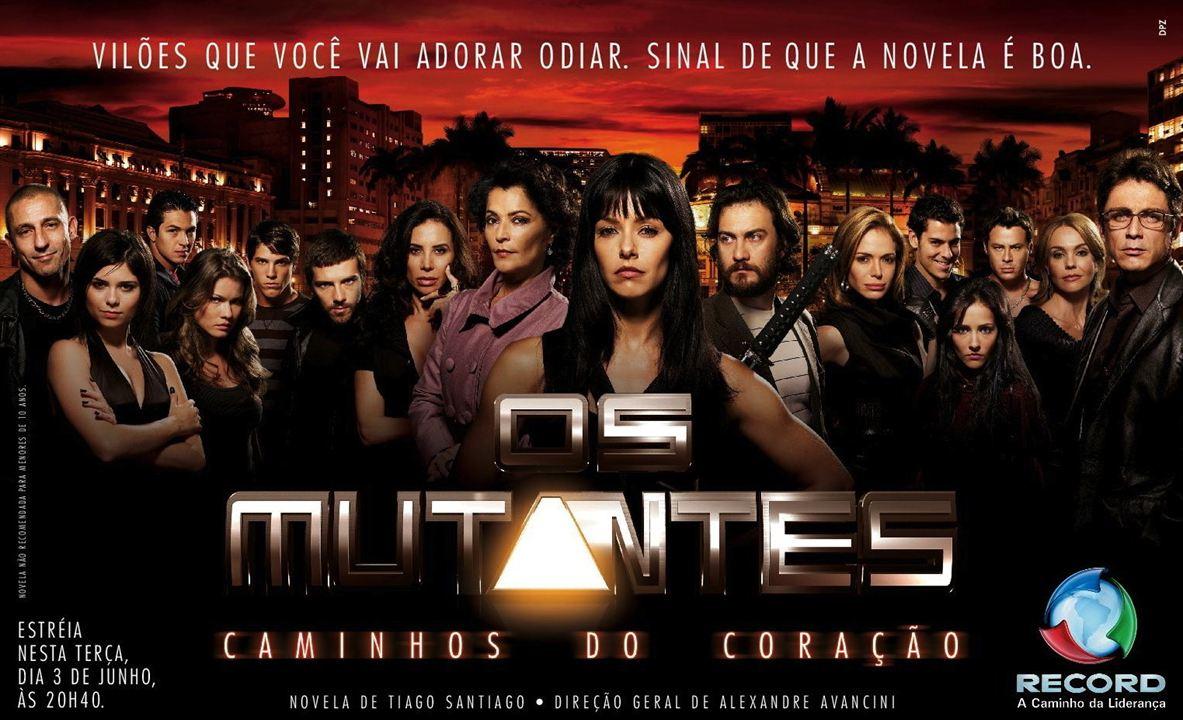 Os Mutantes: Caminhos do Coração : Foto