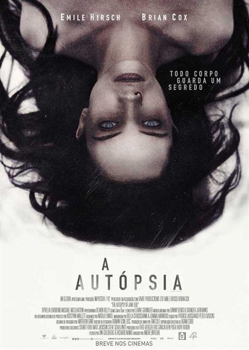 A Autópsia : Poster