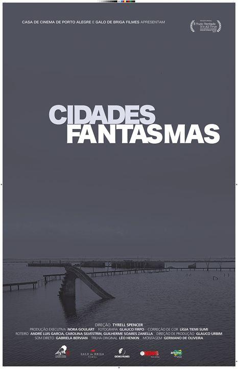 Cidades Fantasmas : Poster