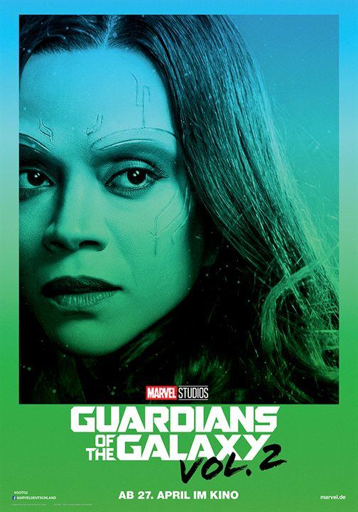 Guardiões da Galáxia Vol. 2 : Poster