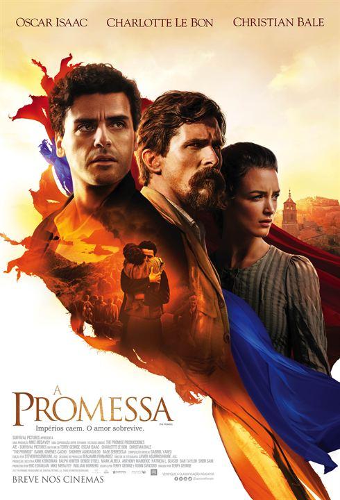 A Promessa : Poster