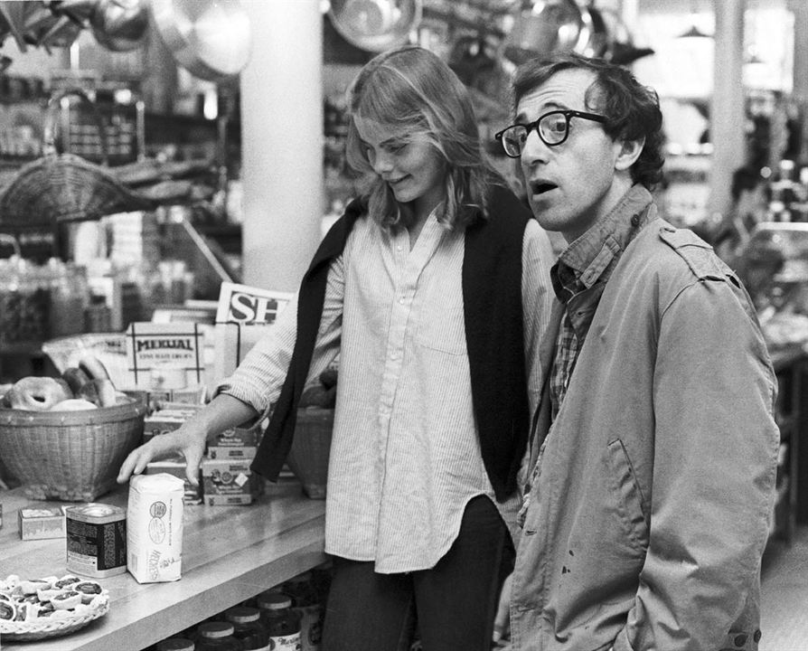 Manhattan : Foto Mariel Hemingway, Woody Allen