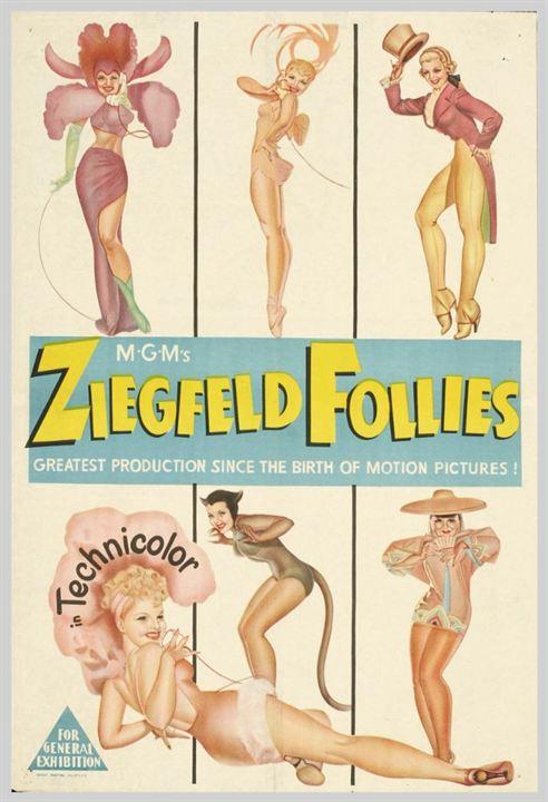 Ziegfeld Follies : Poster