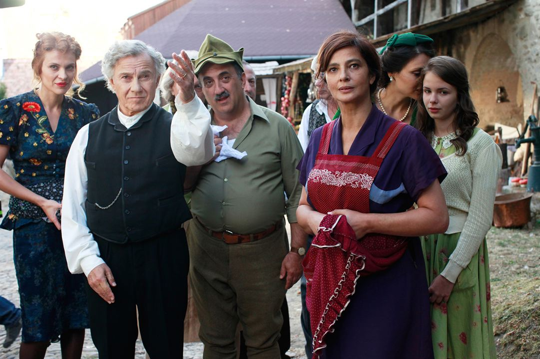 Ipu - A Farewell To Fools : Photo Adina Cartianu, Alexandru Bindea, Gabriela Baluta, Harvey Keitel, Laura Morante