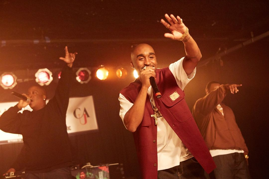 All Eyez On Me: A História de Tupac : Foto Demetrius Shipp Jr.