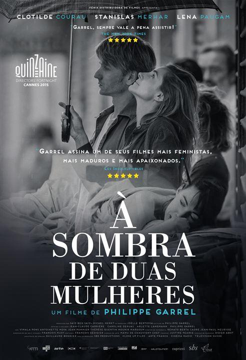 À Sombra de Duas Mulheres : Poster