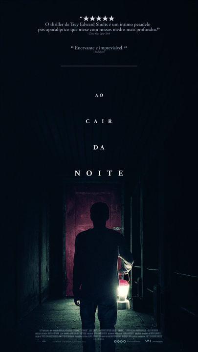 Ao Cair da Noite : Poster
