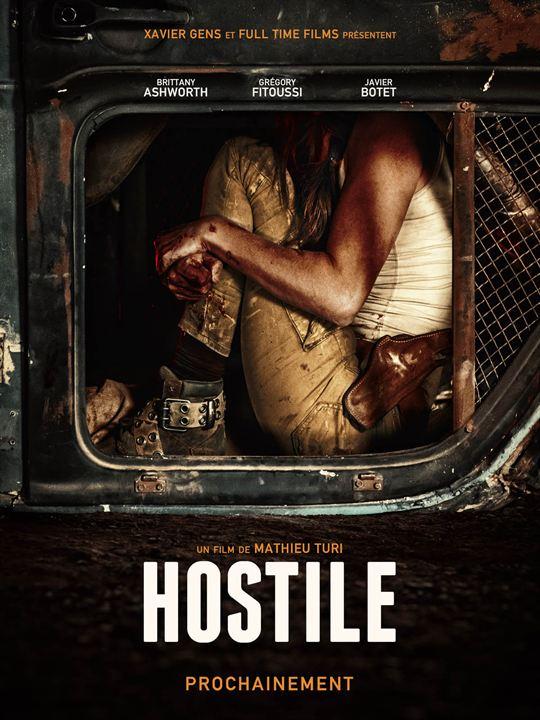 Hostile : Poster