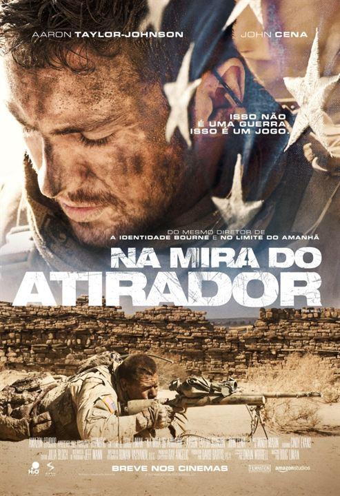 Na Mira do Atirador : Poster