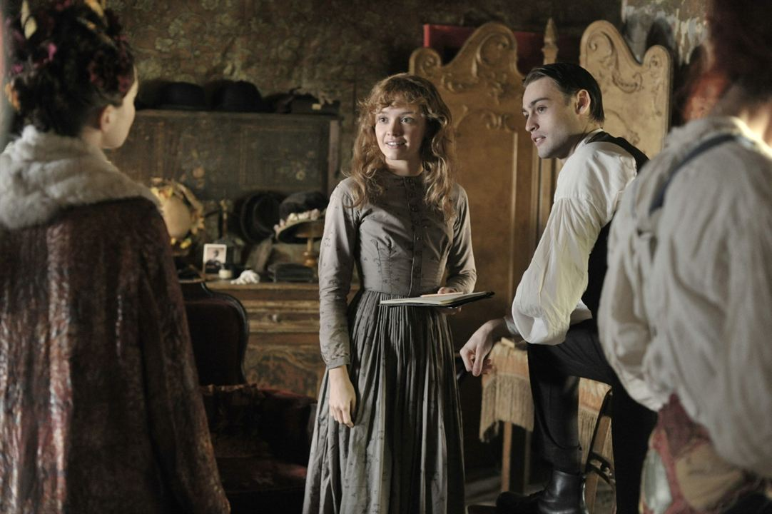 The Limehouse Golem : Foto Douglas Booth, Olivia Cooke