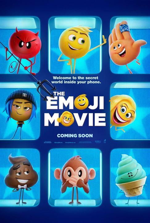 Emoji: O Filme : Poster