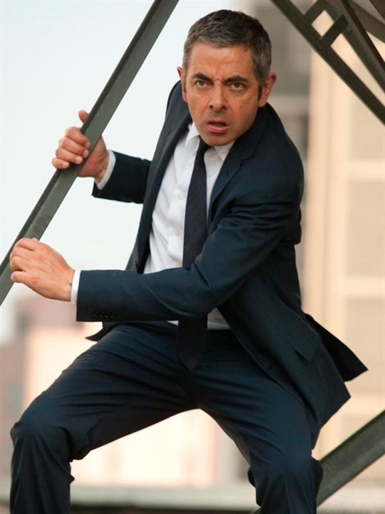 Johnny English 3 : Poster