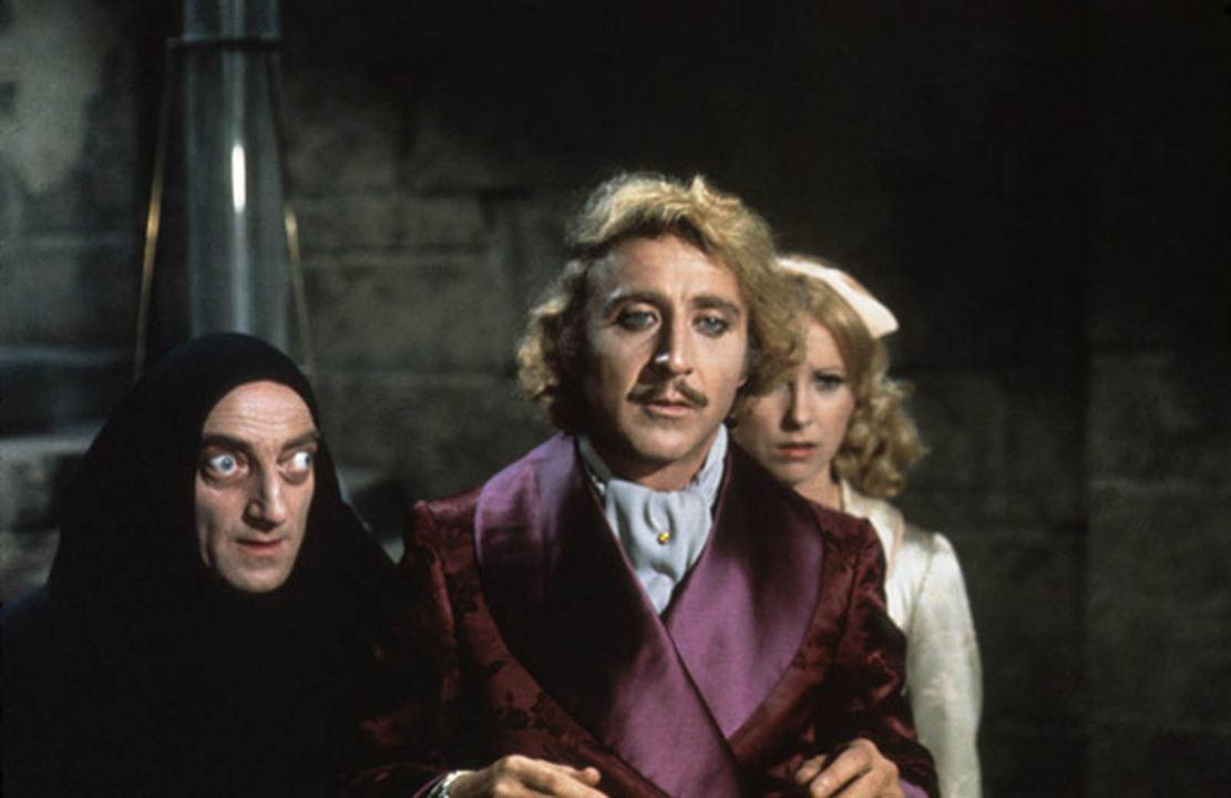 O Jovem Frankenstein : Foto Gene Wilder, Marty Feldman