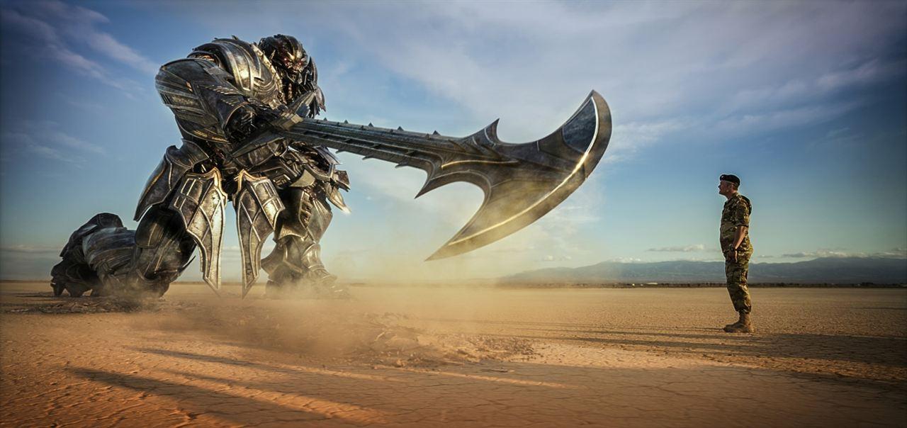 Transformers: O Último Cavaleiro : Foto Josh Duhamel