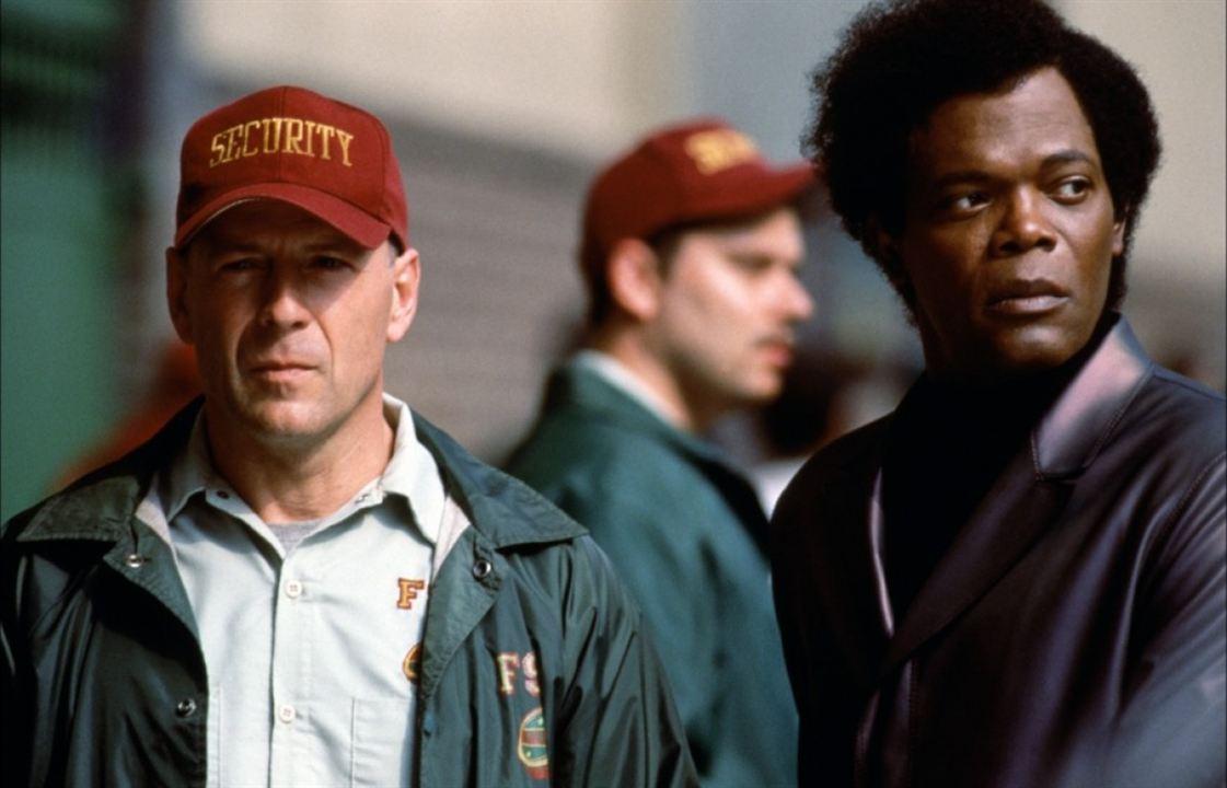 Corpo Fechado : Foto Bruce Willis, Samuel L. Jackson