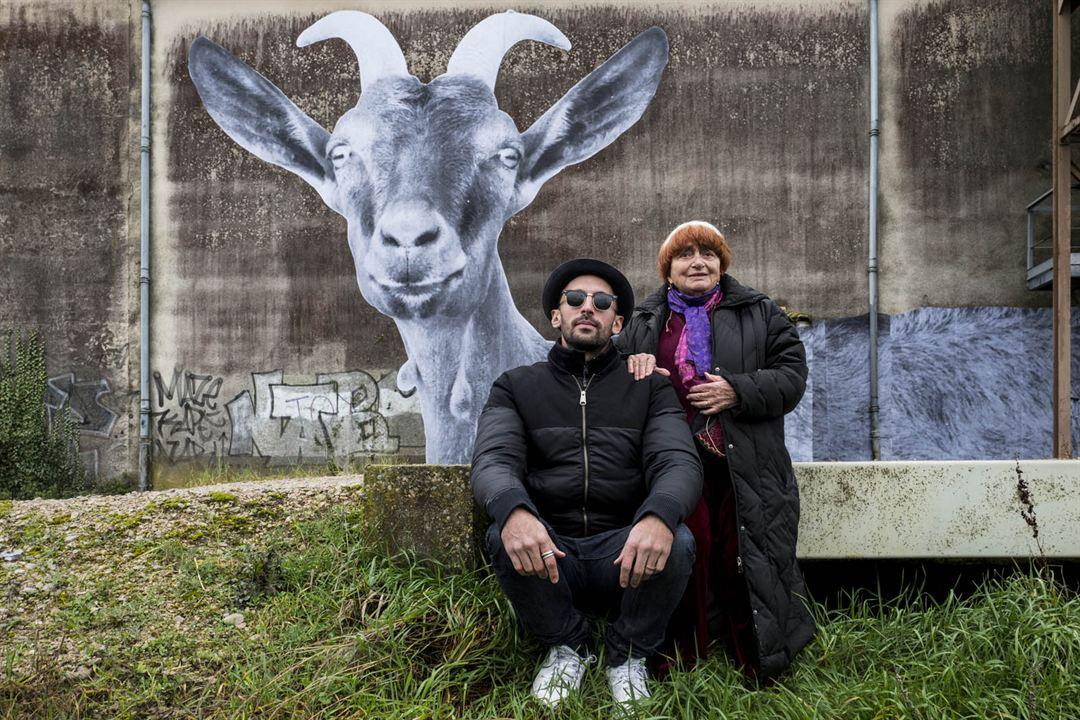 Visages, Villages : Foto Agnès Varda, JR