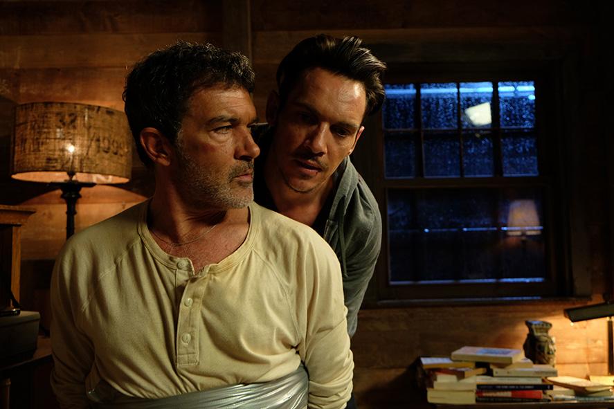 Borboleta Negra: Antonio Banderas, Jonathan Rhys-Meyers