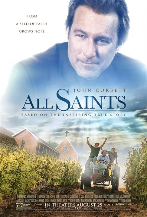All Saints : Poster