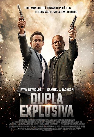 Dupla Explosiva : Poster