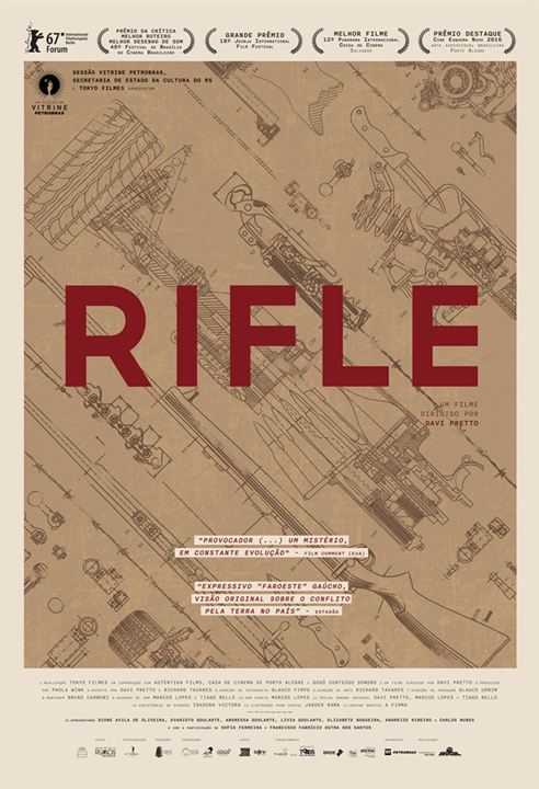 Rifle : Poster