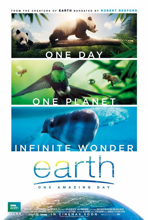 Earth: One Amazing Day : Poster