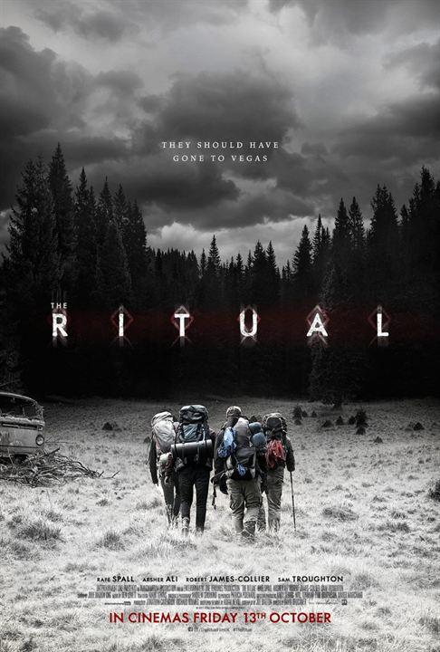 The Ritual : Poster