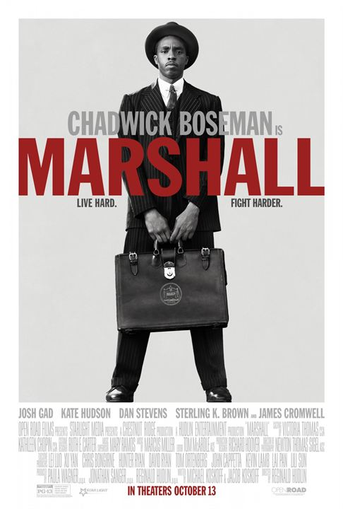 Marshall: Igualdade e Justiça : Poster
