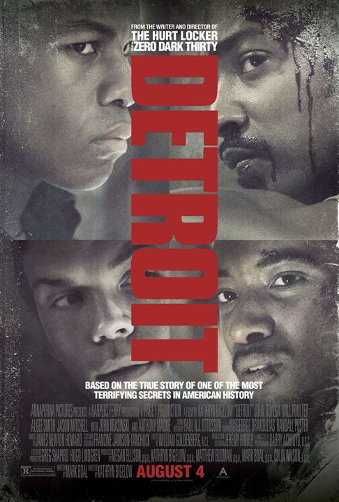 Detroit : Poster