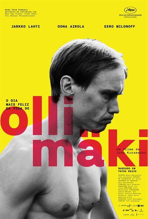 O Dia Mais Feliz da Vida de Olli Mäki : Poster