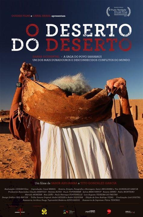 O Deserto do Deserto : Poster