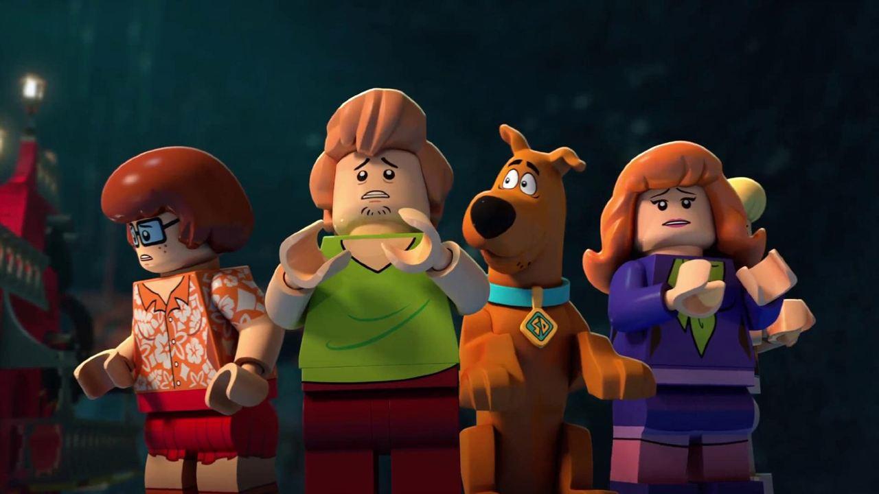 Lego Scooby-Doo! O Golpe da Praia : Foto
