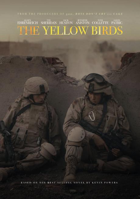 Pássaros Amarelos